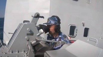 Forças navais do PLA realizarão exercícios no Mar da China Meridional