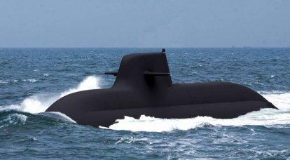 Un'altra deludente sorpresa per la Marina russa. Tutte le scommesse su Rubin e Malachite
