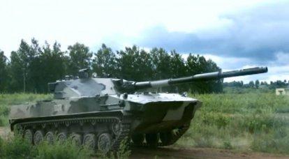 """Hindistan'da, Çin tankları Tip 1 ile olası bir çatışma için """"Ahtapot-SDM15"""" e dikkat edin"""