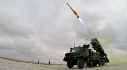 터키 중거리 방공 시스템 Hisar-O가 시리즈에 들어갑니다