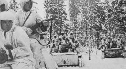 5 de diciembre - Día del inicio de la contraofensiva de las tropas soviéticas cerca de Moscú.