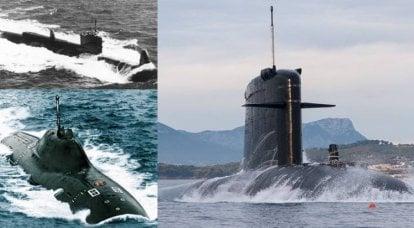 우리 함대에 소형 다목적 핵 잠수함이 필요합니까?