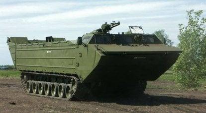 第五代浮动中型输送机PTS-4