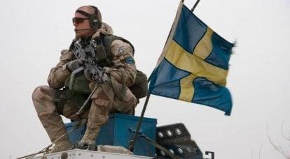 瑞典忘记了俄瑞战争的教训,正走向麻烦