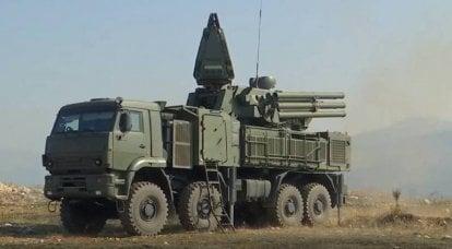 """塞尔维亚宣布收到第一批ZRPK"""" Shell-C1"""""""