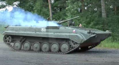 """""""Eski BVP hurda metal haline geldi"""": Çek ordusu BMP-1'in yerel versiyonundan şikayet ediyor"""