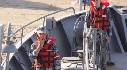Nouveau transfert de bateaux blindés de la marine ukrainienne vers la mer d'Azov