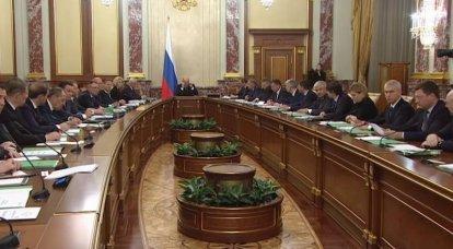 El nuevo gobierno de Rusia: cambio de personas o cambio de rumbo