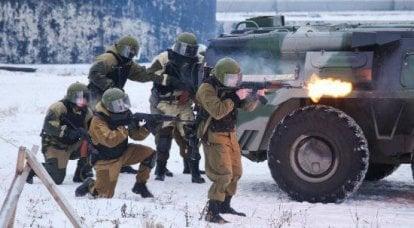 莫斯科防暴警察的教诲:散布未经授权的会议