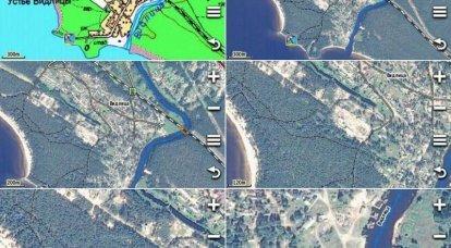 Come la Bundeswehr attaccherà la Russia con le mappe vettoriali