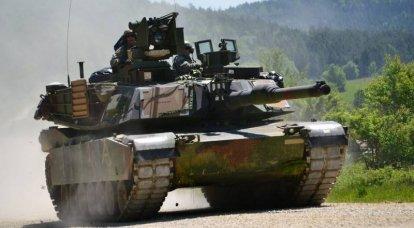 """Una amenaza indiscutible para el """"naval"""" T-72B3M. Las consecuencias de la llegada del M1A2 SEPv3 a las unidades de combate del Ejército polaco"""