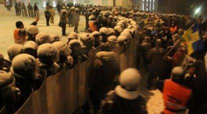 Ukrayna makamları sokak kanunsuzluğuna son vermeli