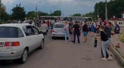 LDN何时会加强与乌克兰的过境口岸?