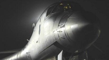 """克里米亚半岛的防空伞是否能够平衡B-1B导弹航母的潜力? 黑海舰队""""有眼""""行动"""