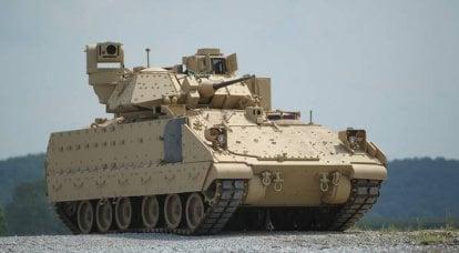 OMFVプログラムを再起動します。 国防総省はM2ブラッドリーの交換の入札を受け入れる
