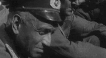 सोवियत कैद में आत्मसमर्पण के दौरान जर्मन वरिष्ठ अधिकारियों की चिंता