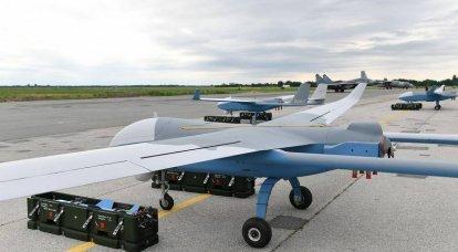 In Serbien wurden in China gekaufte Drohnen CH-92A gezeigt