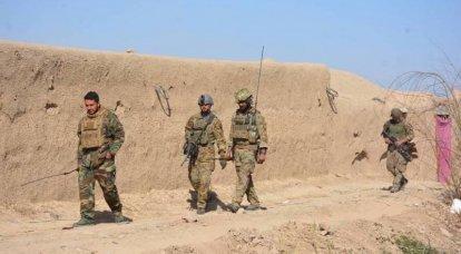 Afganistan Savunma Bakanlığı, son XNUMX saat içinde Taliban'ın büyük kayıplarını açıkladı