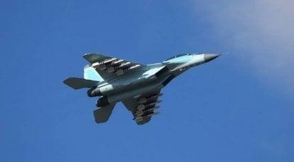 """""""विमान उड़ान भरना आसान है और बहुत क्षमा करता है"""": यह बताया गया है कि मिग -35 ने परीक्षण के अंतिम चरणों को पार कर लिया है"""