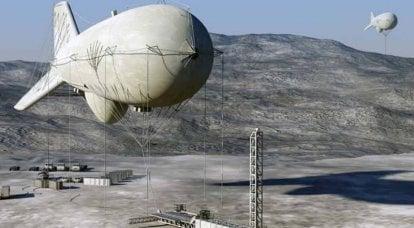 飞艇为美国导弹防御系统开辟了新的机会