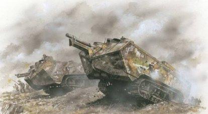 Müttefik tankların zaferi