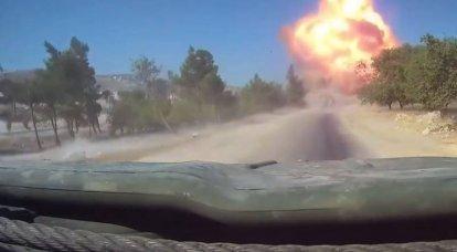 """""""Helikopter eskortu olmayan an seçildi"""": yabancı basın, Rus devriyesinin Suriye'deki saldırısına tepki gösteriyor"""