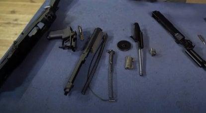 AN-94「アバカン」アサルトライフル:AK-74との比較