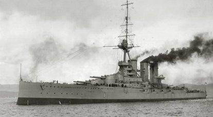 第一次世界大戦中のイギリス海軍装甲の耐久性について