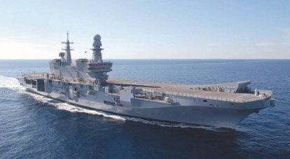 Porte-avions sud-coréens: navires de guerre ou participation à la course aux armements?
