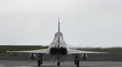 中国の捜狐:英国はタイフーン戦闘機との対衛星攻撃を実施する準備ができており、米国は中国とロシアに対して主張している