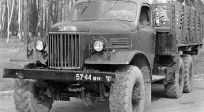 ZIL-157:軍用トラックの「カラシニコフ突撃ライフル」