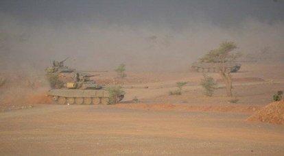 """""""श्टोरा"""" कॉम्प्लेक्स ने अल्जीरियाई T-90CA की उत्तरजीविता में वृद्धि की"""