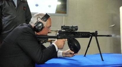 Kalashnikov懸念はRPK-400機関銃に取り組んでいます