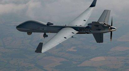 UAV Protector RG Mk 1 fue a pruebas de vuelo