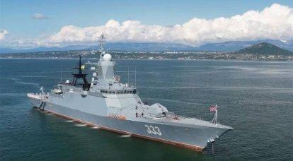 コルベット-ロシア海軍の主力製品