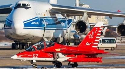 世界上最好的Yak-130等战斗训练机