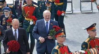 """Lukaschenko """"erinnerte"""" sich an den Unionsstaat und kündigte die Notwendigkeit an, Putin zu kontaktieren"""
