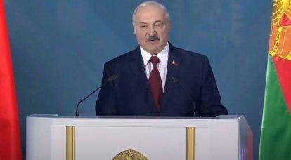 Le peuple biélorusse a épuisé les limites des révolutions au siècle dernier: Loukachenka a lancé un appel