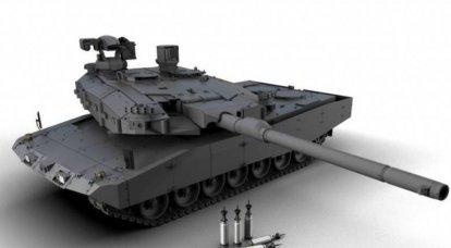 MGCSへの最初のステップ。 ドイツとフランスは新しい戦車の外観を決定します