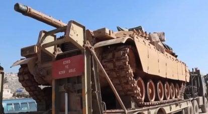 土耳其无人机在伊德利布监视叙利亚军队,帮助武装分子