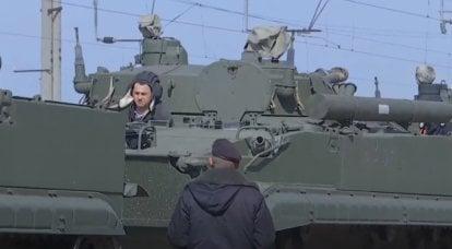 Um novo lote de BMP-3F entrou em serviço com os fuzileiros navais da Frota do Pacífico