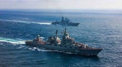 संयुक्त राज्य अमेरिका और पश्चिम के खिलाफ रूसी नौसेना। हाल के ऑपरेशन से उदाहरण