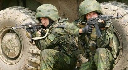 Un ejército entrenado y equipado es el garante de la soberanía.