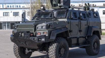 土耳其装甲车EjderYalçin