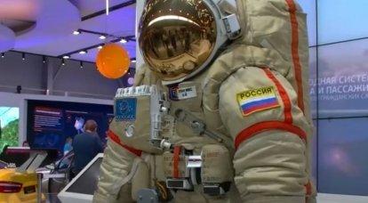 Médias: un officier russe a extorqué un pot-de-vin pour une combinaison spatiale pour l'ISS