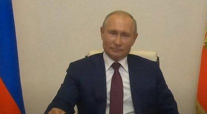 「時限爆弾」:プーチン大統領は憲法改正について話しました