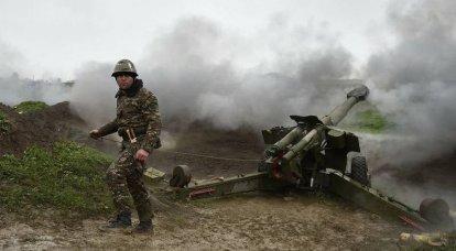 Kızıl Ordu, Ermenistan-Azerbaycan çatışmasından çıkış yolunu gösterdi