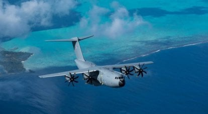 Britain to order systems for dumping cargo from A400M transport aircraft