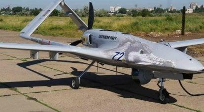 乌克兰无人机 Bayraktar TB2 开始在黑海巡逻