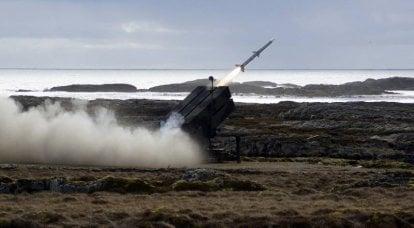 オーストラリア向けNASAMS 2対空ミサイルシステム
